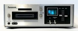 Panasonic Rs805us 8 Track Stereo Record Deck - Vintage - As Is