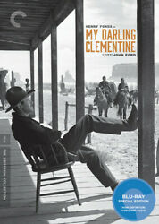 My Darling Clementin - My Darling Clementine Criterion Collection [new Blu-ray