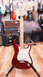 Fender American Standard Stratocaster Candy Cola 2009 0113