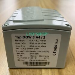 Brand New Original Compact Pressure Switch Ggw3a4/2 For Gas And Air