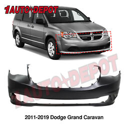 Primed Front Bumper Cover Replacement For 2004-2007 Toyota Highlander 5211948917