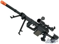 Cheytac M200 Intervention Bolt Action Airsoft Sniper Rifle W/ 3-12x50 Scope New