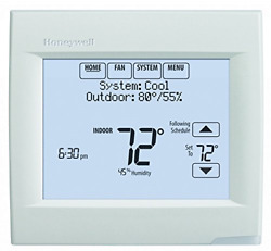 Honeywell Th8321wf1001 Touchscreen Thermostat Wifi Vision Pro 8000 3heat/2cool