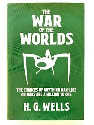 The War Of The Worlds By H G Wells Hardcover Arcturus Book W Dj Free Shipping