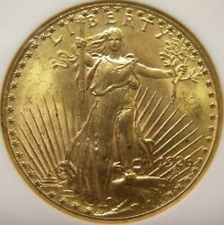 1926 20 Gold St. Gaudens Ngc Ms-63 Tdo Fs-101 Tripled Die Obverse Cherrypickers