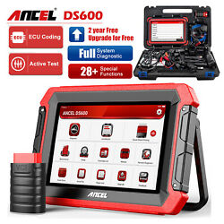 Foxwell Nt650 Elite Obd2 Diagnostic Scanner Abs Sas Epb Injector Oil Reset Tool
