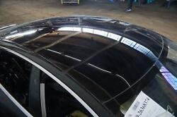 Full Panoramic Roof Glass Pane Panel Structural Roof Cut Tesla Model S 2017