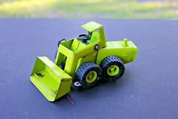 Vintage Old Toy Pressed Steel Buddy L Articulating Loader Early 1970s 5