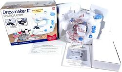 Dressmaker 2 Sewing Center, Sewing Machine With 100 Pc Accessory Kit