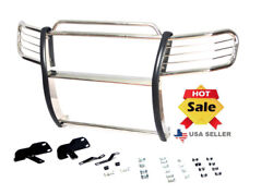 Open Box 99-04 Jeep Grand Cherokee Grille Grill Brush Guard In Stainless Steel