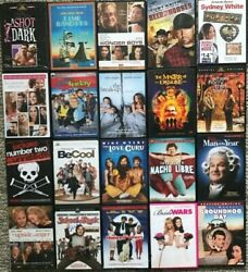 Lot Of 40 Used Dvd Movies - Comedy - Wholesale Lot Great Shape