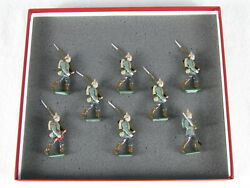 Rare Vintage Tradition German Infantry 1914 Lead Toy Soldier Set Iii 811