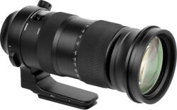 Sigma 60-600mm F/4.5-6.3 Dg Os Hsm Sports Lens For Canon Ef - 730954
