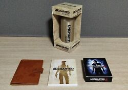 Uncharted The Nathan Drake Collection Ps4 Pre-order Bonuses Asia Super Rare