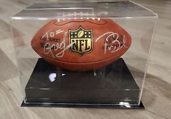 Screen Used Tv Show Prop- Tom Brady Signed Football - Hbo Silicon Valley 📺