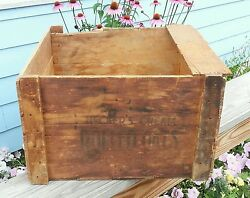 Vintage Heckers Cream Rolled Oats Box J Bell Country Store Bullville, New York
