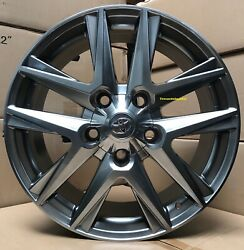 20 Inch Wheels Fit Toyota Tundra Hyper Black Lexus Lx470 Sequoia With Tires New