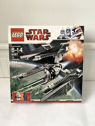 Lego 8087 Star Wars Tie Defender Building Toy 304pcs Ages 8-14 Retired New