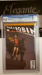All Star Batman And Robin 1 To 10 Rare Recalled Cgc Raw Frank Miller Jim Lee