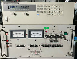 Agilent 6674a Variable Dc Power Supply 0-60v @ 0-35a 2100w Tested @ Full Load