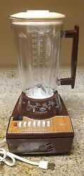 Sears Roebuck And Co 1970and039s Vintage 14 Speed 44 Oz. Blender Model No. 400-829700