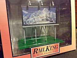 Mth Lighted Billboard - Coors Light New In Box 30-30221 O Scale