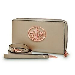 TYME Gold Clutch amp; Wallets New direct from TYME $14.00