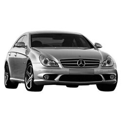 For Mercedes-benz Cls63 Amg 07-11 Amg Style Fiberglass Body Kit Unpainted