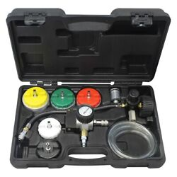 Atd Heavy-duty Cooling System Pressure Test And Refill Kit
