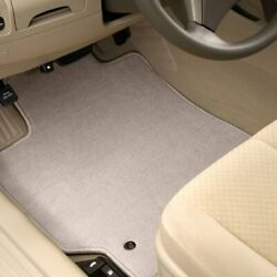 For Toyota Prius Plug-in 12-15 Carpeted 1st And 2nd Row Mushroom Floor Mats