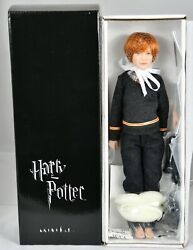 Tonner Dolls 12 Ron Weasley, Harry Potter Collection Nrfb
