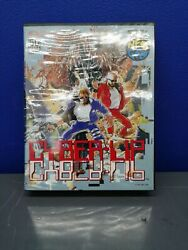 Snk Retro Game Software Neogeo Software Cyber Lip Plastic Box With Instructions