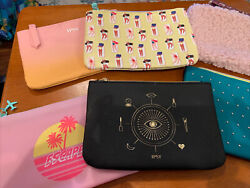 Ipsy Cosmetic Cases Lot Of 6 $2.50