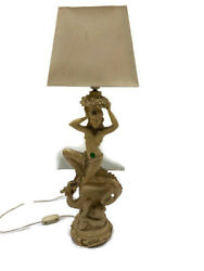 Old Lamp- Modern Lounge Cosy And Cute-hard Plastic From 1970sand039-vintage Decor