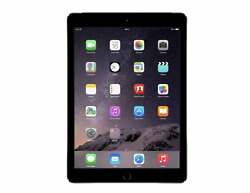 Apple Ipad Air 2 - 16gb - 64gb - 128gb - Wi-fi + Cover And Usb Cable