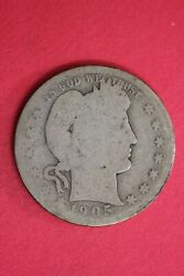 1905 S Barber Liberty Quarter Exact Coin Shown Silver Combined Shipping Oce 58