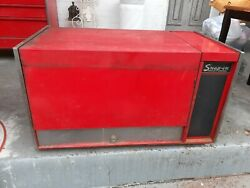 Vintage Snap On Tool Box Chest Kr-537a Top Tool Box 12 Drawer Toolbox Madeand Usa