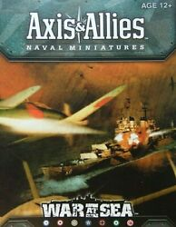 Base Set Axis And Allies War At Sea Miniatures Wotc Multi-list