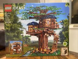Lego Exclusive Ideas 21318 Tree House See Pics Good Sealed Box Almost Sold Out