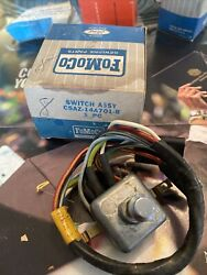 Nos 1964-1966 Ford Galaxie Thunderbird Power Seat Switch