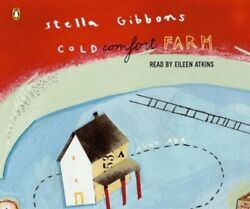 Cold Comfort Farm By Stella Gibbons Cd-audio Book The Fast Free Shipping
