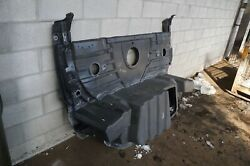 Rear Trunk Pan Frame Body Oem 04865472ag Dodge Viper Coupe Convertible 2004-10