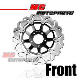 Front Solid Brake Disc Rotor For Suzuki Gsf Bandit 250 1990 Andnbsp90