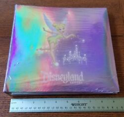 Disney Tinkerbell Holographic Photo Album, Holds 200 4x6 Pictures. New Sealed