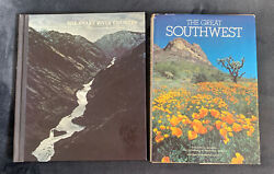 2 Books Time Life American Wilderness Snake River Country And The Great Southwest