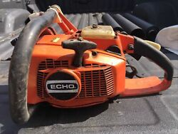 Echo 510evl Chainsaw Powerhead Only Saw For Parts Only Or Fix