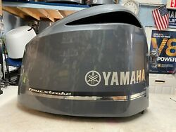 Yamaha Outboard Four Stroke F350 Hp Top Cowling - Stock 9230