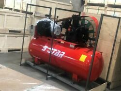 2021 Air Compressor New 5 Star 15 Hp Motor And Over 100 Gallon Capacity Tank