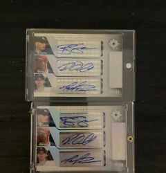 2004 Ultimate Collection Signatures 1/1 Oswalt Prior Sheets Auto 1/20 20/20