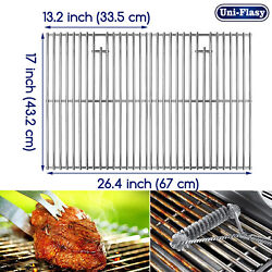 17 Inch Grill Cooking Grates Replacement Parts For Home Depot Nexgrill 720-0830h